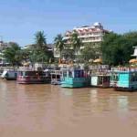 Mekong River Cruise Phnom Penh