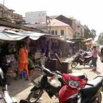 Psar Chas Old Market Phnom Penh