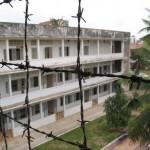 Toul Sleng Museum Phnom Penh