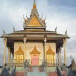 Wat Koh Pagoda Phnom Penh
